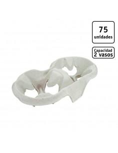 75 uds - PORTAVASOS DE 2...